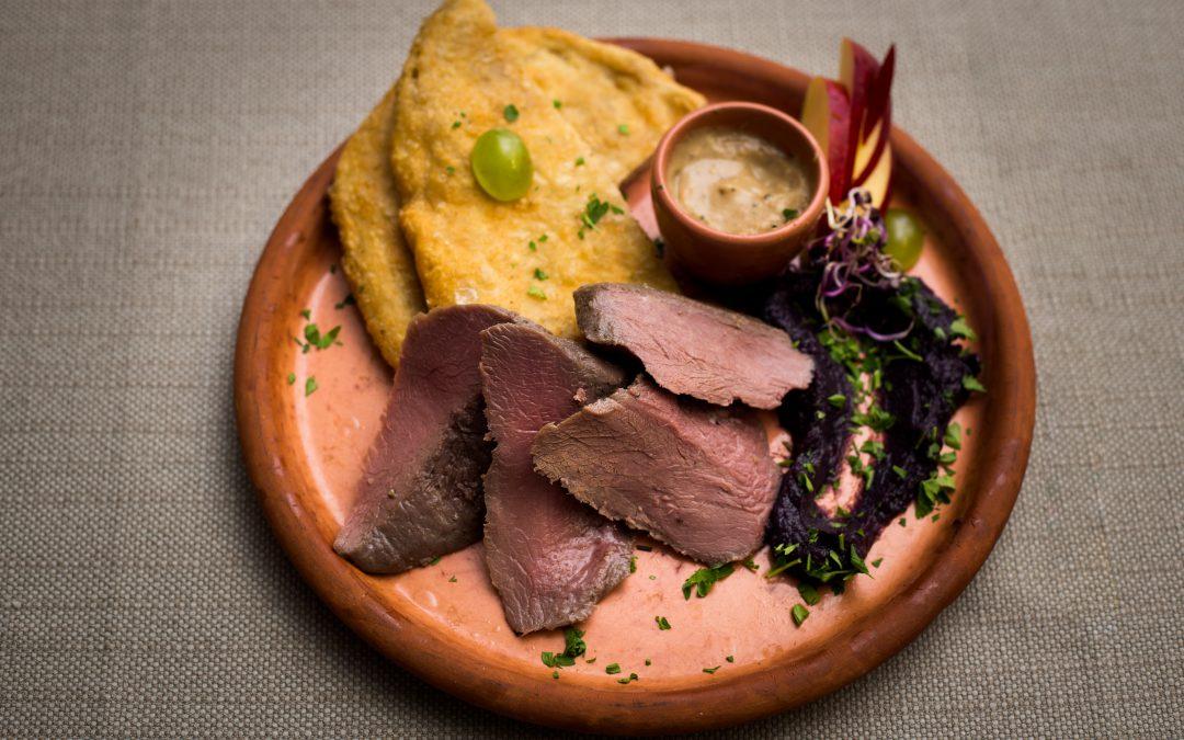 """""""Vadat és halat, s mi jó falat…"""" – A Renaissance étterem vadkülönlegességei"""