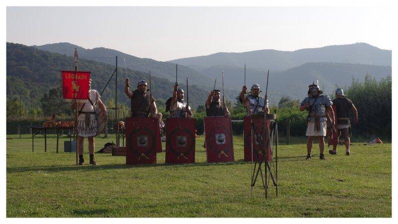 Egy délután Visegrádon a rómaiakkal – XIII. Quadriburgium Játékok